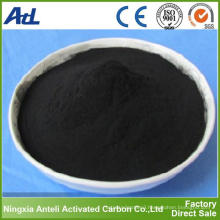 Professional supply wood powder activated carbon for decolorization