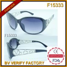 Unsex individualidad marco gafas de sol con muestra gratis (F15333)