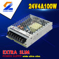 72w 24v ac to dc smps 24v 3a power supply for led lights
