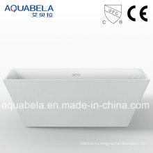 Европейский популярный товар Узкий фланец Freestanding Hot Tub (JL630)