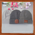 Custom Embroidery Knitted Caps and Beanie Hats