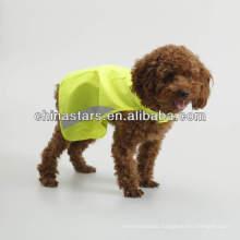 100% polyester reflective pets safety vest