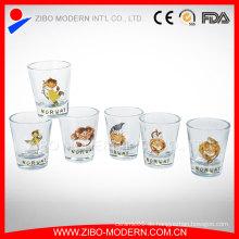 Kundenspezifischer Schnapsglas-Lieferant, Massen-Whisky-Glasfirma