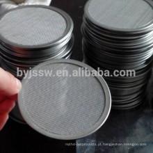 Mesh de filtro de 40 micron (Fabricação)