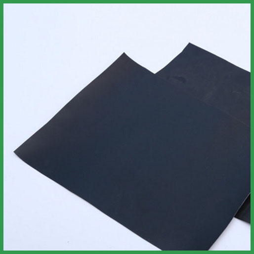 HDPE double smooth surface geomembranes