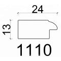 Черная пластиковая рамка для фоторамки Литьевая рамка PS