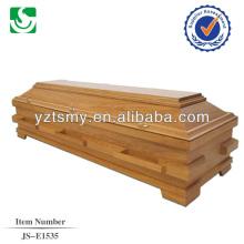 Une offre abondante en gros cercueils de chêne style Allemagne