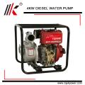 bomba de incendio de motor diesel para situaciones de emergencia utilizada en el conjunto de bomba de agua de motor diesel de barco / barco