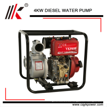WATER PUMP 20HP WITH DIESEL ENGINE 4KW USED KENYA MANUFACTURE