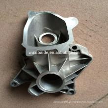 China precisão usinagem serviço de alumínio die casting cnc motocicleta peças