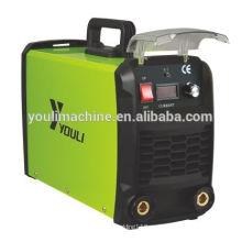 Портативный инверторный сварочный аппарат mosfet mma с пластиковым покрытием MMA-200
