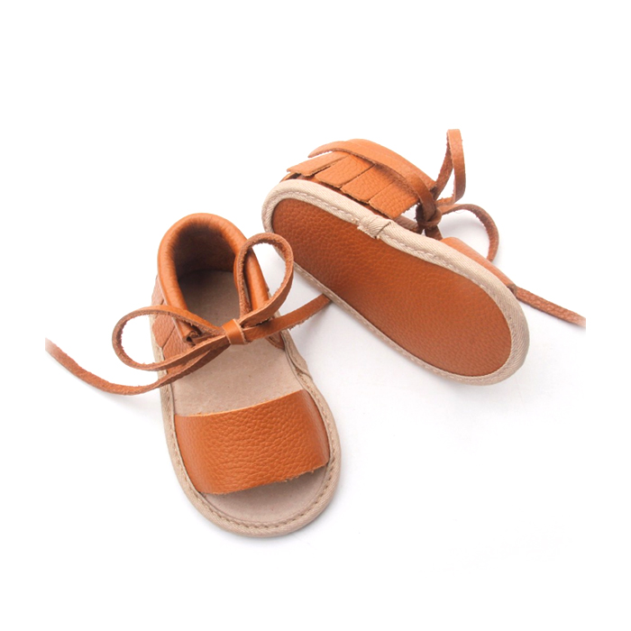 New style baby girls and boys moccasins sandals