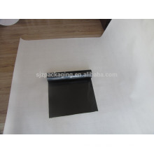 Opaque black PET film / opaque black film / black pet film