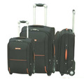 Wholesale Inside EVA Soft Luggage Suitcase