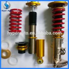 Amortiguador de bobina ajustable sobre amortiguador