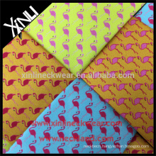 Handmade Perfect Knot Silk Printed Wholesale Men Import Ties From China