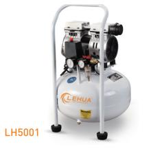 compresor de aire portátil sin aceite 0.75hp 30l