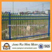Wandgrenze drei Balken Zink Stahl Leitplanke (China Hersteller)