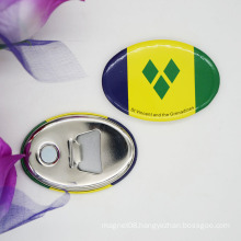Newest Promotional Souvenir Metal Beer Bottle Opener