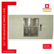 Small and Flexible Library Dumbwaiter Elevator