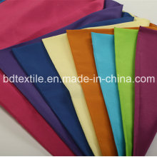 150 Denier 100% Polyester Plain Dyed Bedding Sheet Fabric