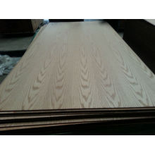 8mm,11mm,17mm red oak veneer fancy MDF board