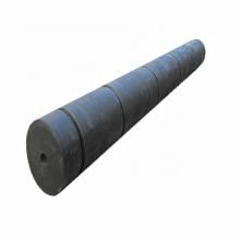 Deers marine hollow cylindrical rubber boat fenders for tug boat
