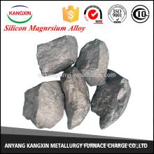 12-10Nodulizer/Ferro Silicon Magnesium block