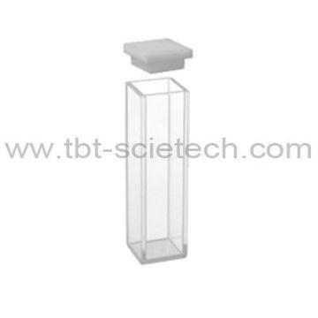 Chine Cellule de fluoromètre standard Q-206 avec couvercle