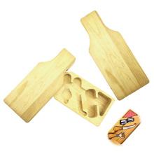 conjunto de placa de corte de queijo