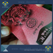 Discount Coupon Gift Security Printing