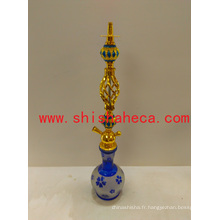 Eisenhower Style Top Qualité Nargile Fumer Pipe Shisha Narguilé
