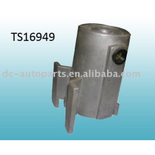 Aluminium Die-Cast part for Building services.