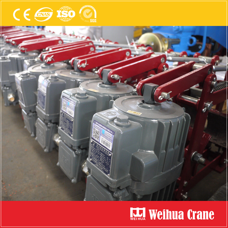 Crane Brake Storage