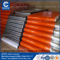 Aluminum surface self adhesive membrane for roofing waterproof