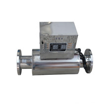 Tratamento de água eletromagnético com alta freqüência