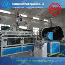 Machine à tubes renforcés en acier HDPE