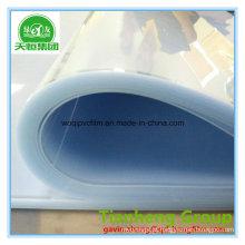 Película rígida de PVC rígido rígido para colar de camisa
