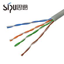 СИПУ лучшей цене высокое качество медного Ethernet кабель cat5 сети сетевой кабель UTP RJ45 для cat5e кабель локальной сети