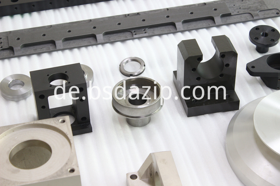 mould tool for zipper machine-3