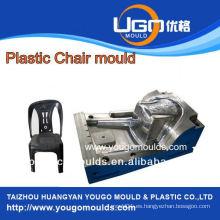 Precio competitivo para el fabricante plástico del molde de la parte posterior de la silla de la oficina en Taizhou, China
