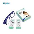 Lentilhas de óculos de bebê personalizadas Toalhetes molhados