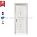 Porta interior de PVC em madeira