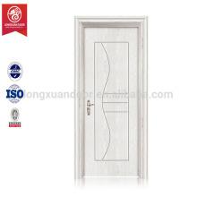 Porte intérieure en PVC en bois