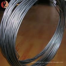alambre de hafnio ASTM B776 Grado R3 de alta pureza para la evaporación
