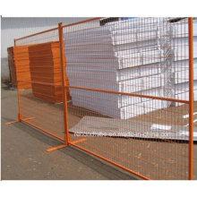 Panneau de clôture en acier temporaire du Canada