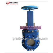 Bi-Directional Knife Gate Valves Manual Operation
