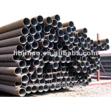 Q345 seamless low-alloy cold drawing steel pipes manufacturer