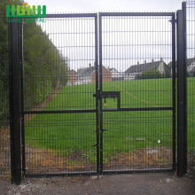 Hot Sale Welded Double Pagar Gate for Garden