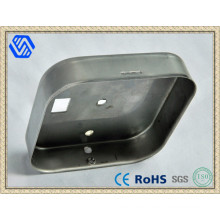 Custom High Precision Stainless Steel Deep Drawn Metal Stampings, CNC Aluminum Square Stamping Part